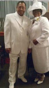 Pastor and EVangelist Nicholson